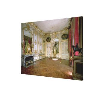 El gabinete de la Pendule (sitio) del reloj (foto) Impresiones En Lona