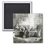 El gabinete de señor Derby de 1867, 1868 Imanes De Nevera