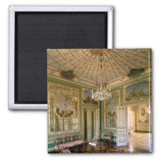 El gabinete de señora de la reina, 1774-86 imán cuadrado