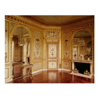 El gabinete de señora de Marie-Antonieta adornó en Tarjeta Postal