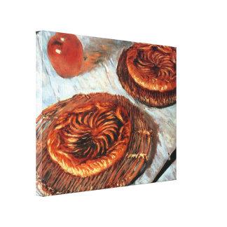 El Galettes - también conocido como las tortas por Lona Estirada Galerías