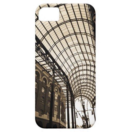 El Galleria Londres del heno iPhone 5 Case-Mate Carcasas