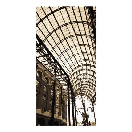 El Galleria Londres del heno Tarjetas Fotográficas