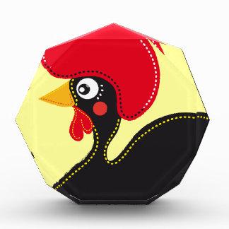 el gallo de Portugal