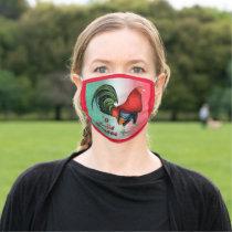 El Gallo Grande Cloth Face Mask