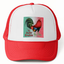 El Gallo Grande Trucker Hat