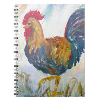 El gallo libros de apuntes