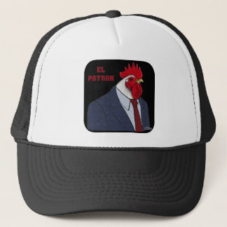 El Gallo Patron Trucker Hat