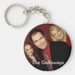 El Galloways Llavero Personalizado