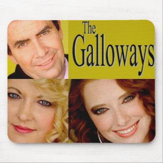 El Galloways Mousepad