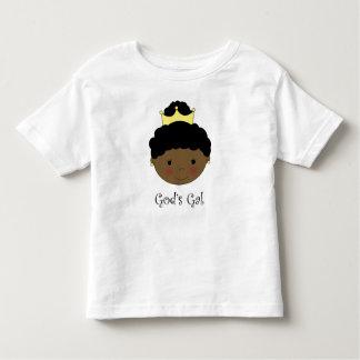 El galón etíope de dios playera de bebé