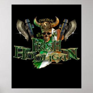 El gamberro irlandés posters