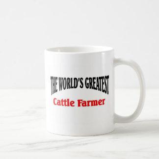 El ganadero más grande taza