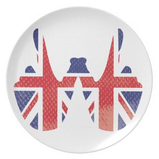 el ganador da Reino Unido Platos De Comidas