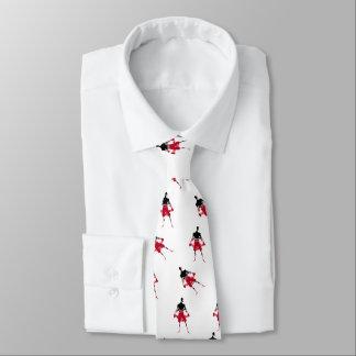 el ganador personifica el alcohol de la victoria corbata personalizada