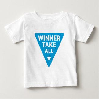 El ganador toma todos playeras