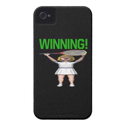 El ganar Case-Mate iPhone 4 carcasas