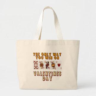 El ganar el el día de San Valentín Bolsa