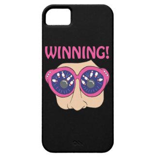El ganar funda para iPhone SE/5/5s