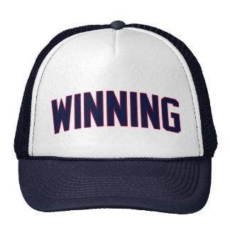 El ganar gorra