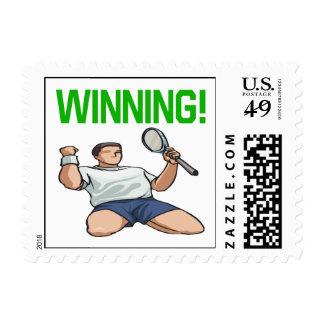 El ganar sello