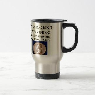 el ganar tazas de café