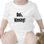 El ganar trajes de bebé