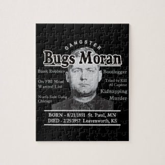 El gángster fastidia a Moran Rompecabezas