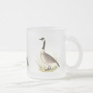 El ganso salvaje(canadensis del Anser) Taza De Café
