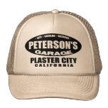 El garaje de Peterson - ciudad del yeso Gorra