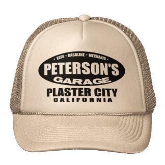 El garaje de Peterson - ciudad del yeso Gorro De Camionero