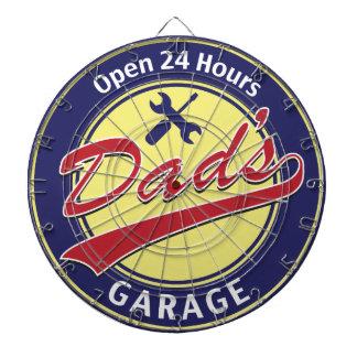 El garaje del papá