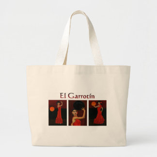 """EL Garrotín"" (flamenco) Bolsa"