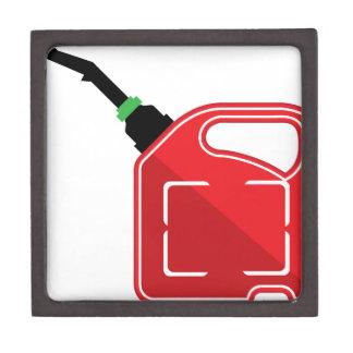 El gas puede caja de joyas de calidad