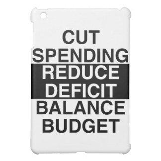 el gasto cortado, reduce el déficit, presupuesto d