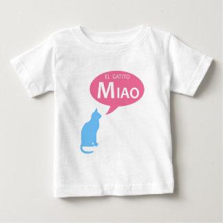 EL Gatito Miao Tee Shirt