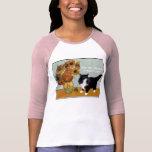 El gatito travieso de Vincent van Gogh Camiseta