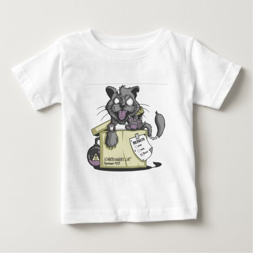 el gato 2 de los schrodinger t-shirts