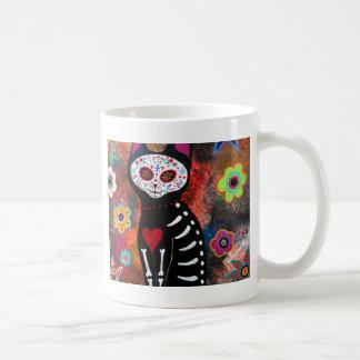 El Gato By Prisarts Coffee Mug