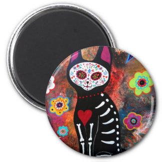 El Gato By Prisarts Magnets