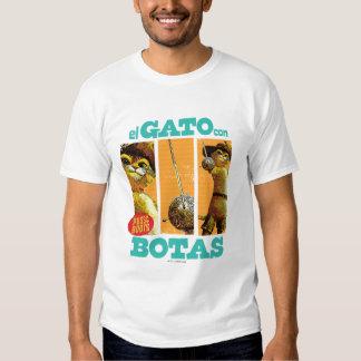 El Gato Con Botas T-Shirt