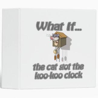 """El gato consiguió el KooKoo Carpeta 2"""""""