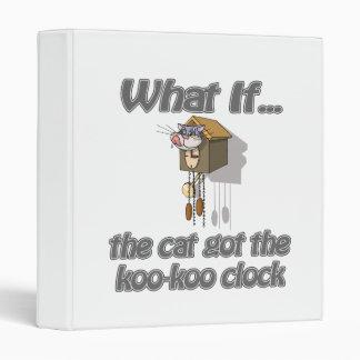 """El gato consiguió el KooKoo Carpeta 1"""""""