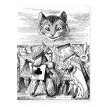 El gato de Chesire Postal