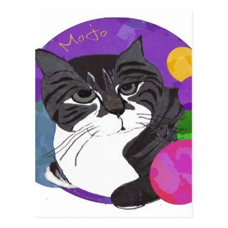 El gato de Mojo Postal