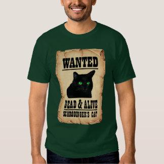 El gato de Schrodinger Camisas