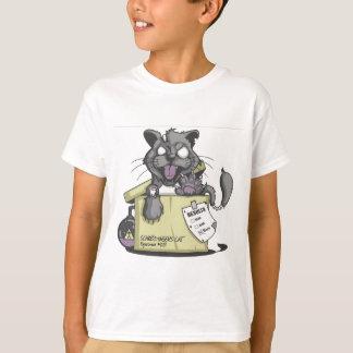 El gato de Schrodinger - nuevo Camisas