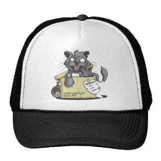 El gato de Schrodinger - nuevo Gorras