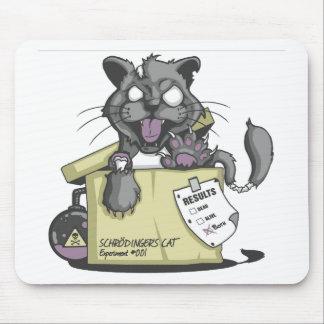 El gato de Schrodinger - nuevo Mouse Pad