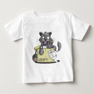 El gato de Schrodinger - nuevo Playera De Bebé